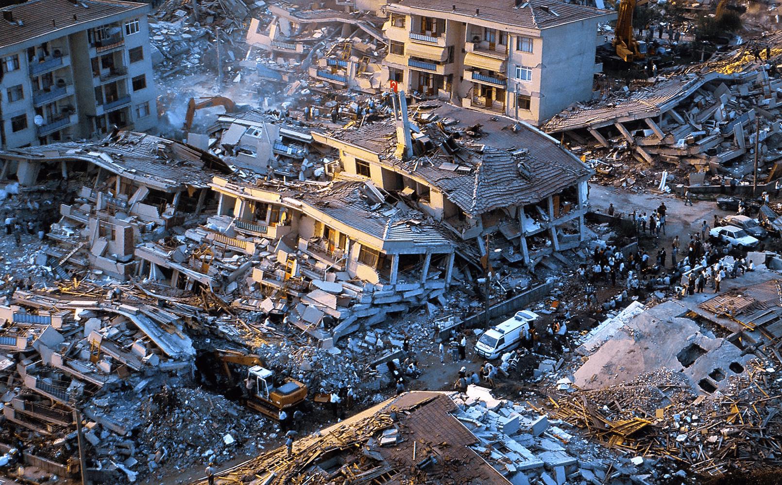 Чёрное море землетрясения