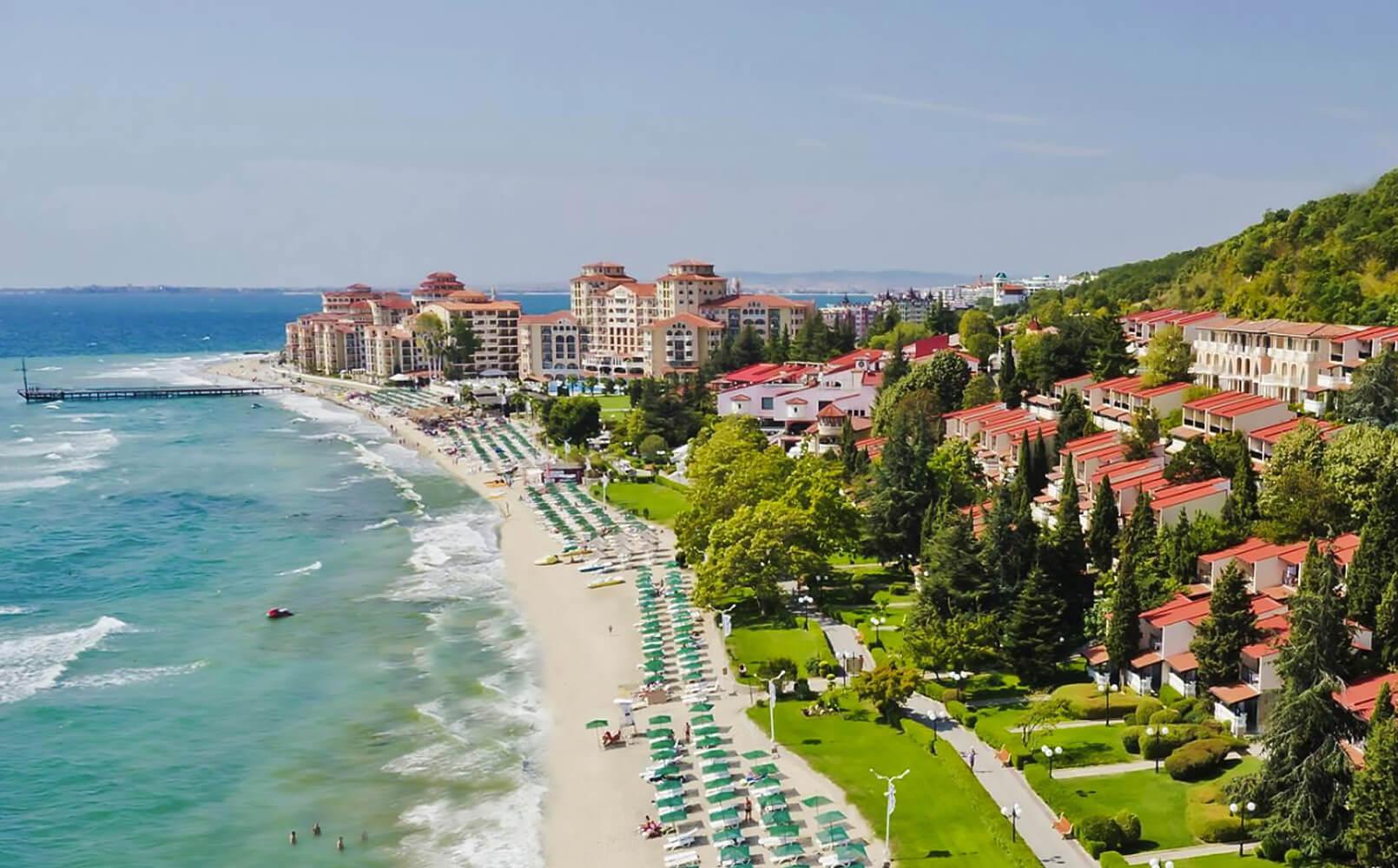 Елените курорт в Болгарии