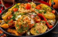 Кухня в Солнечном Береге в Болгарии
