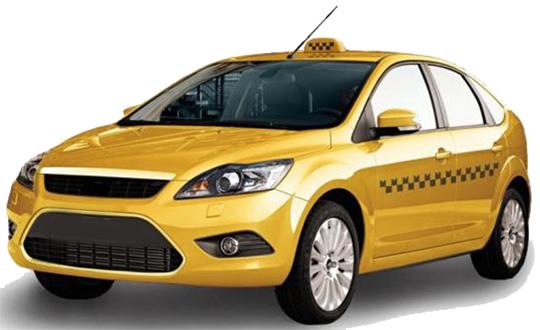Такси в Солнечном Береге в Болгарии