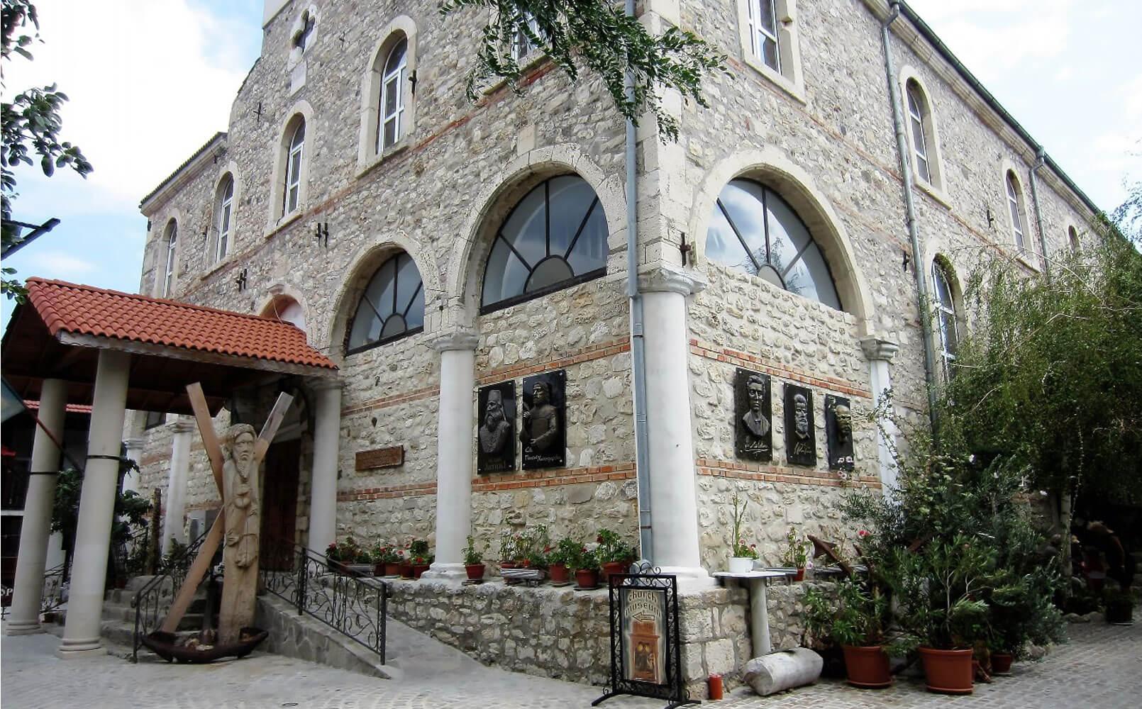 Храм Успения Богородицы в Несебре